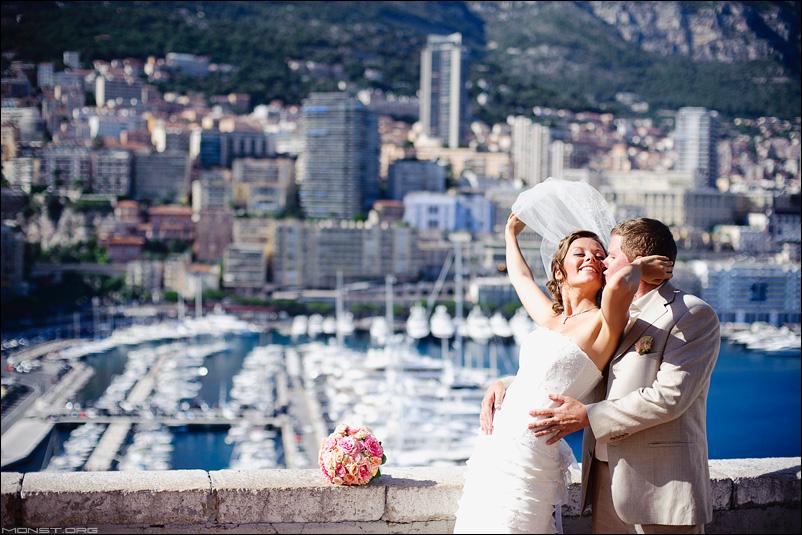 устроить свадьбу в Ницце